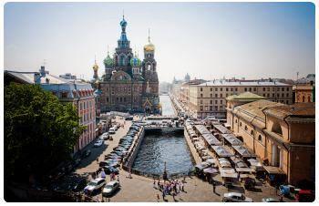 Da vedere a san pietroburgo le 20 cose da non perdere - San pietroburgo russia luoghi di interesse ...
