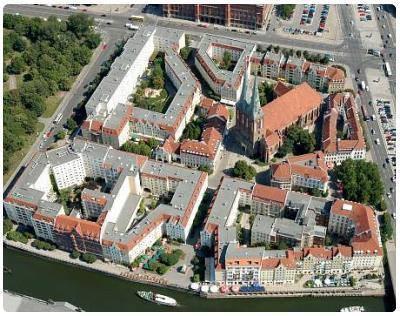 Nikolaiviertel - La parte più antica di Berlino